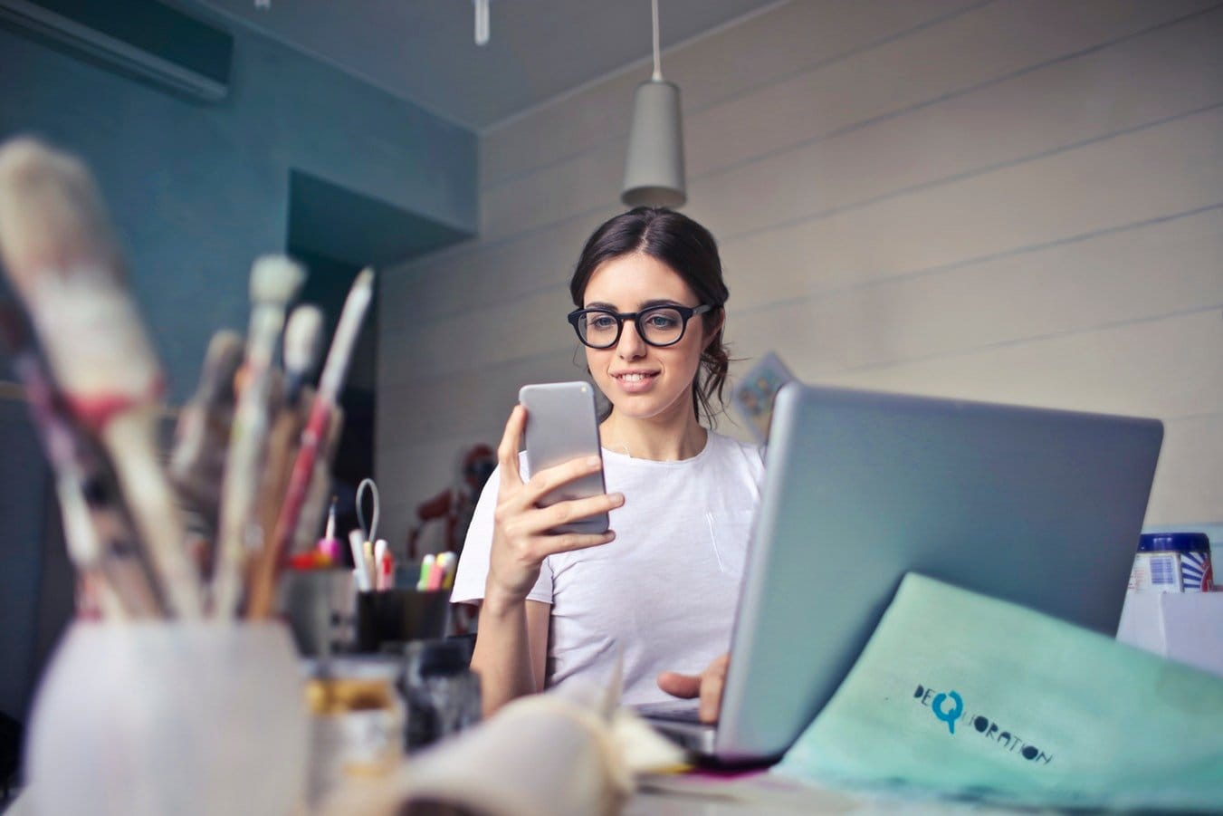 Distracted and disengaged: A sign of unhappiness at work 1