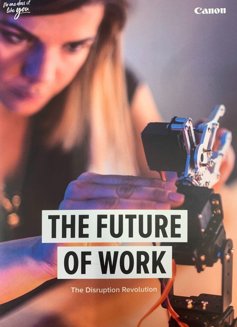 The Future of Work Podcast Interview