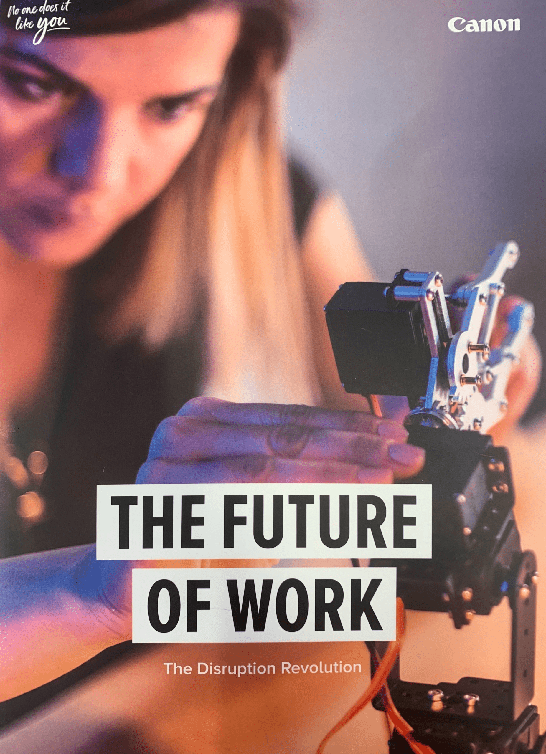 The Future of Work Podcast Interview 1
