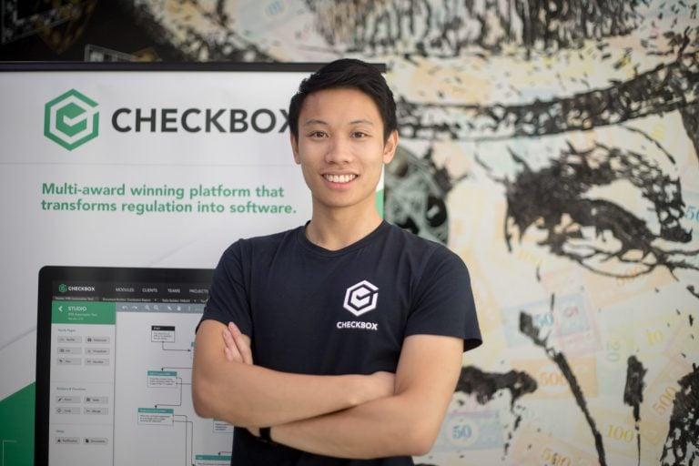Meet Checkbox Founder Evan Wong
