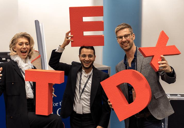 TEDx talks by Ross Reekie