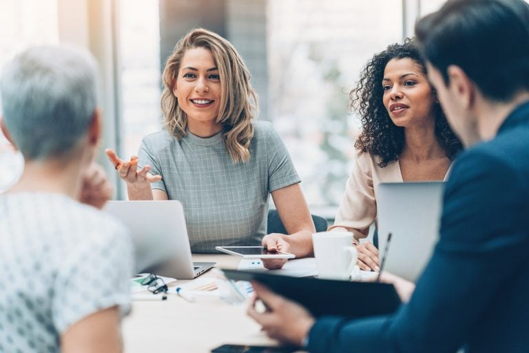 The role of women in leadership